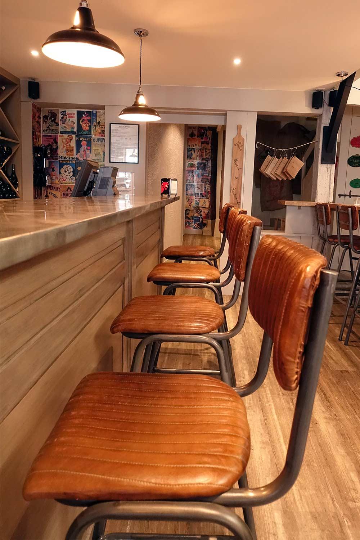 Imágenes de interiorismo para bares.
