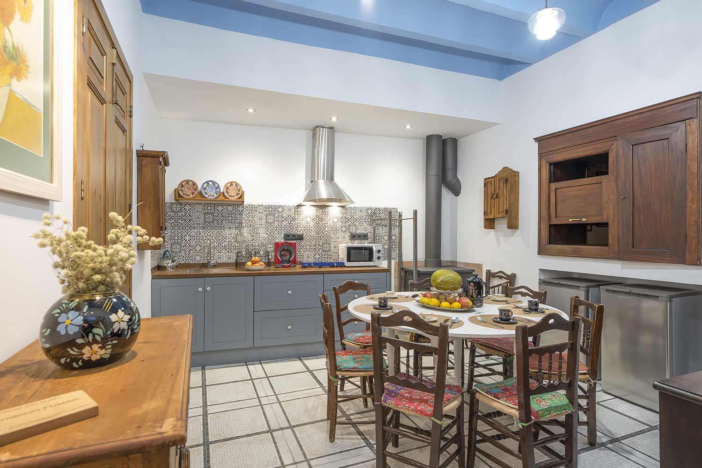 Ejemplar diseño de interiores para alojamientos turísticos.