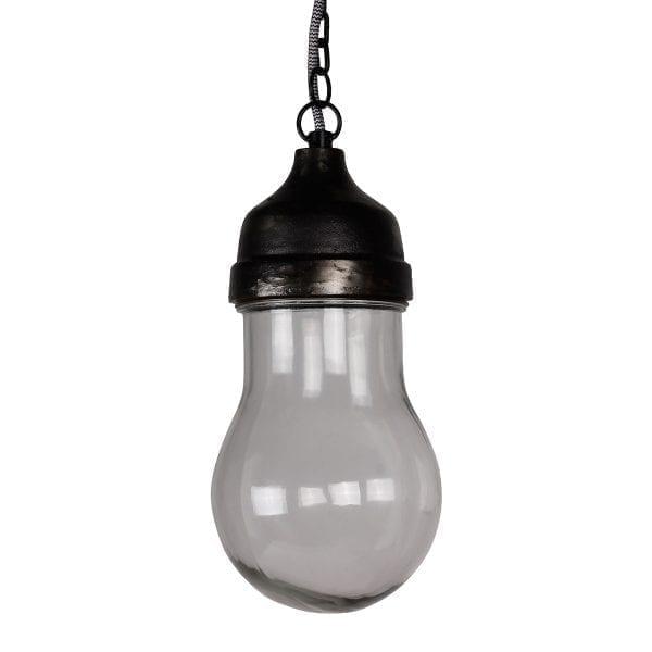 Lámpara de techo industrial para contract y retail.