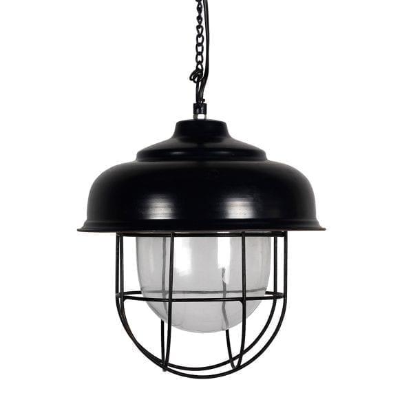 Lámparas colgantes de diseño.