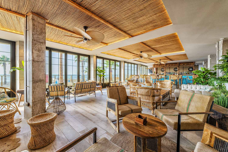 Proyectos interiorismo para restaurantes.