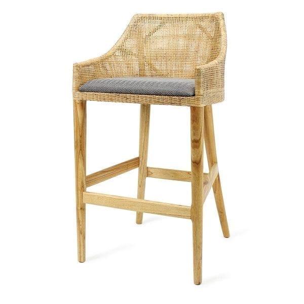 Banquetas o sillas altas para barra de bar modelo Nashville.