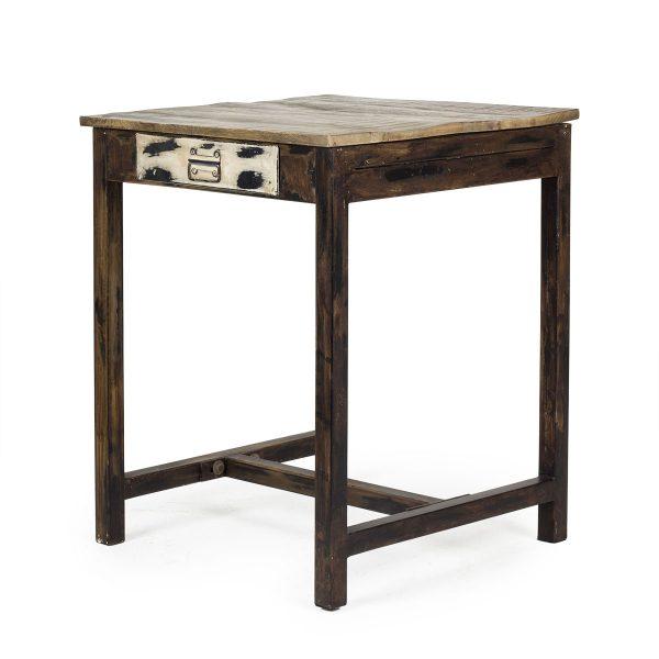 Mesas de bar en madera de 60x60x.