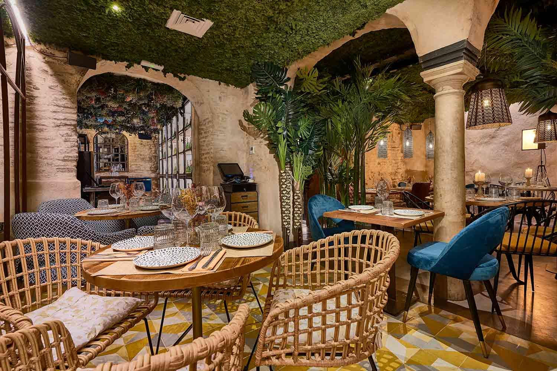 Senza, un proyecto de restaurante sensacional.