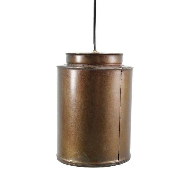 Lámparas colgantes de estilo industrial modelo Orel.