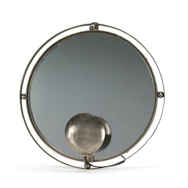 Apliques de pared con espejo modelo Sol.