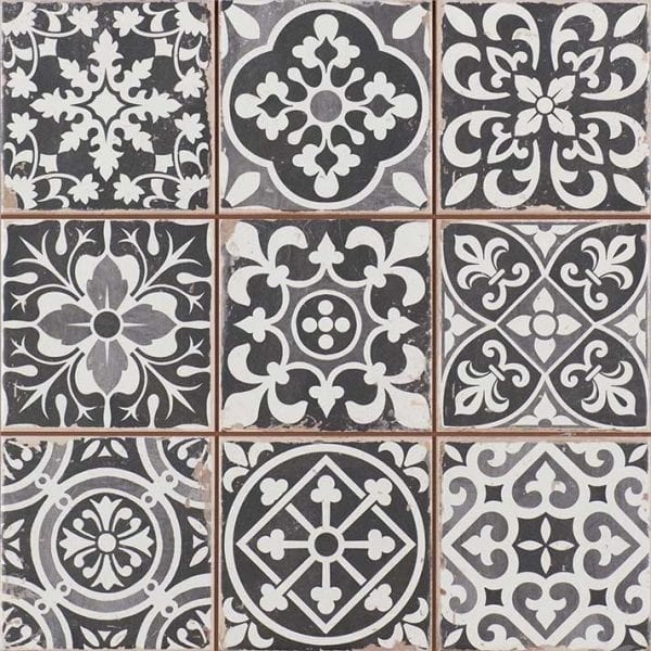 Ceramique, Pavement de Francisco Segarra.