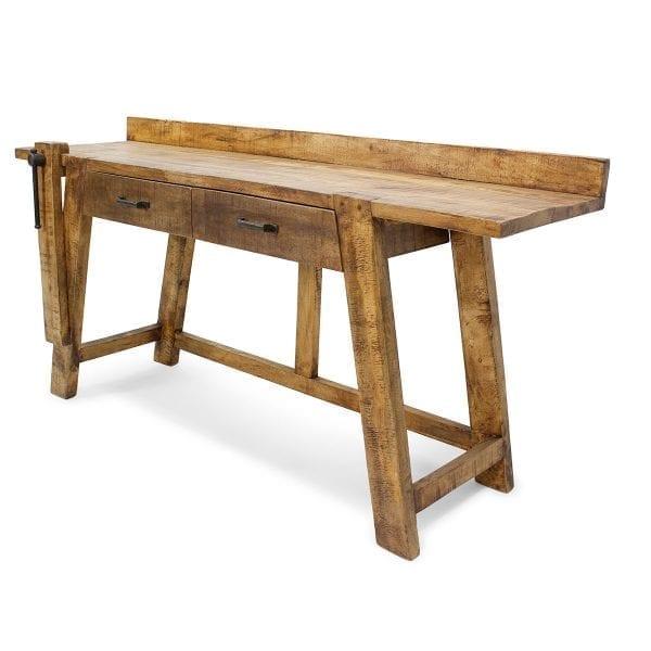 Imagen del banco de carpintero modelo Inca.