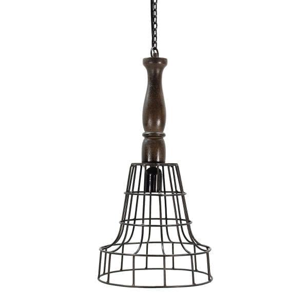 Lampe industrielle de bar Agnes.