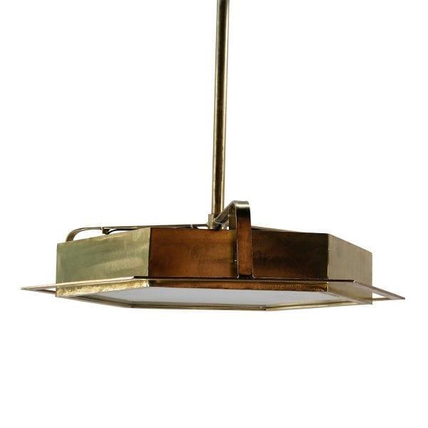 Lampes industrielles pour restaurants ou magasins.