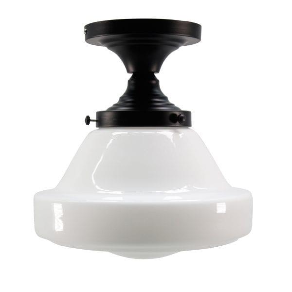 Lampes vintage pour restaurants.