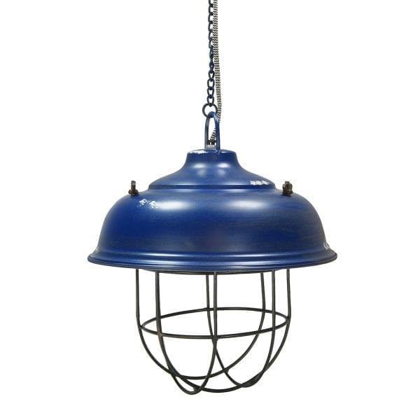 Luminarias de techo de estilo industrial modelo Laval.