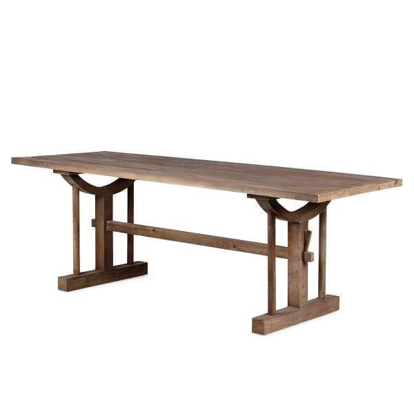 Mesa rectangular para restaurantes modelo Marie.