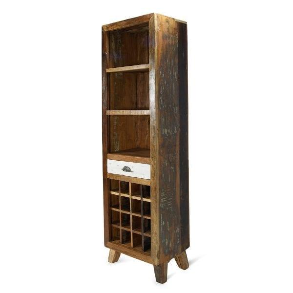 Mueble botellero vintage modelo Saki.