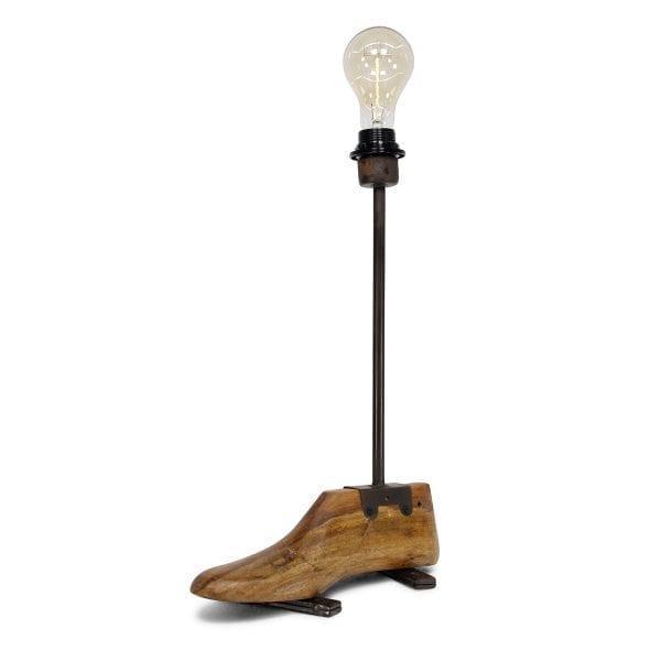 Objet deco pour entreprise lampe originale.