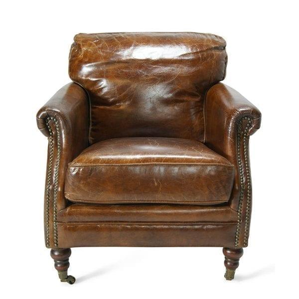 Imagen del sillón Churchill Estándar de la firma Francisco Segarra