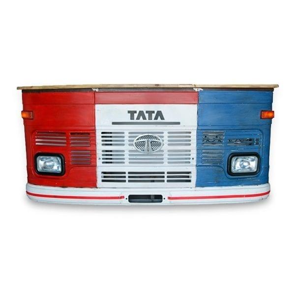 Fotos de la barra de bar Tata para proyectos de interiorismo en locales de ocio.