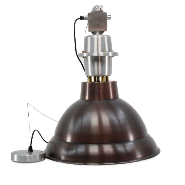 Lámparas colgantes para uso profesional.