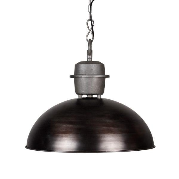Luminaire de plafond industriel pour bar.