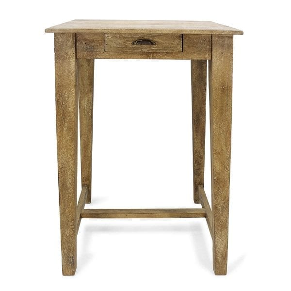 Mesas altas de bar modelo Nopi.