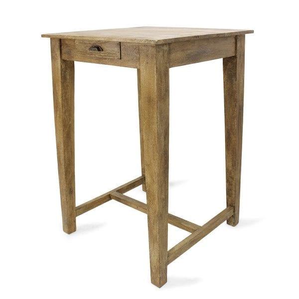 Mesa de bar alta modelo Nopi.