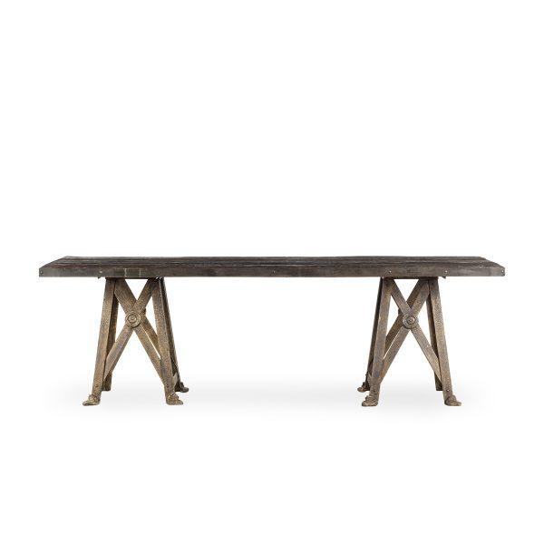 Mesa grande para restaurante