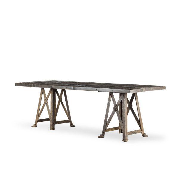 Mesa rectangular para restaurante