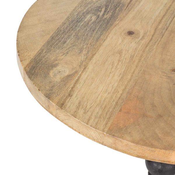 Mesa redonda.