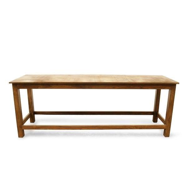 Mesas de madera de mango Etna.