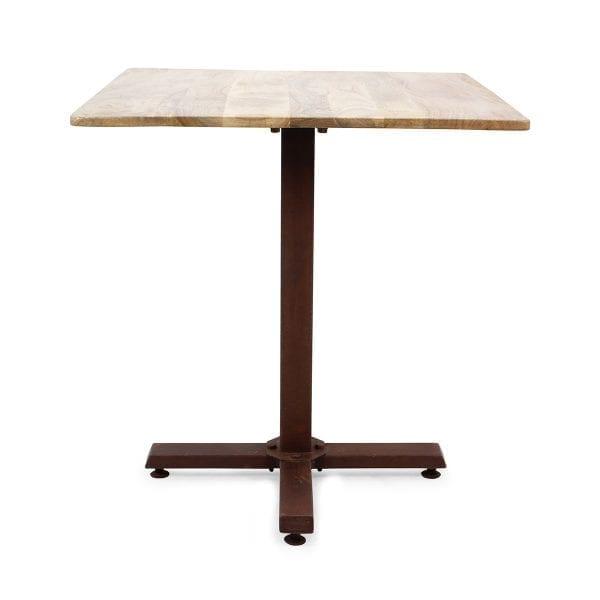 Mesas para cafetería modelo Adriana.