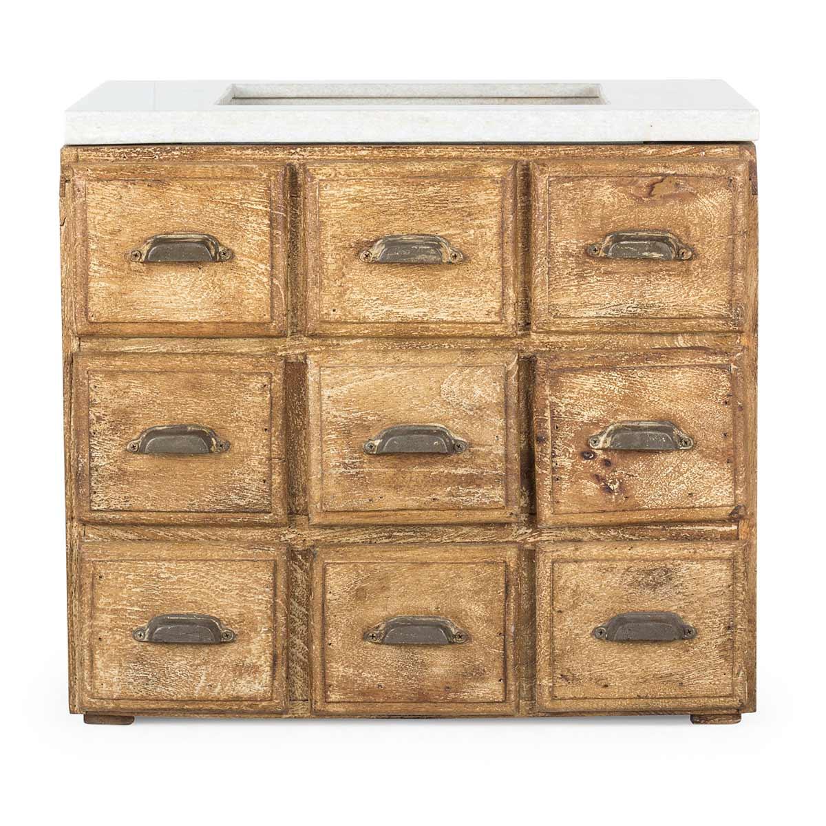 meuble vier avec un bac pour l 39 am nagement de restaurant. Black Bedroom Furniture Sets. Home Design Ideas