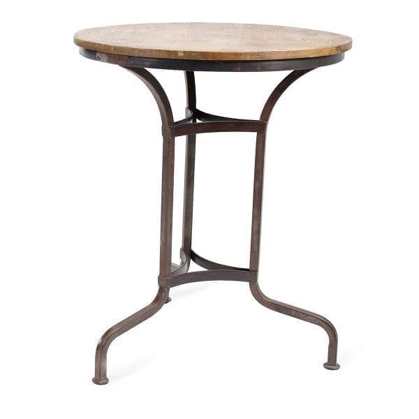 Mesas para equipamiento en cafeterías.