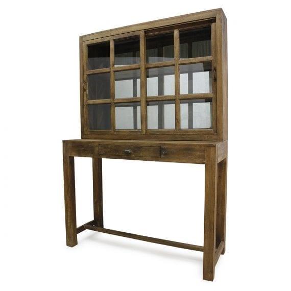 Mueble trasbarra comercializada por Francisco Segarra.