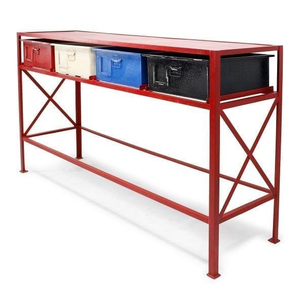 Muebles auxiliares para equipamiento en hostelería.