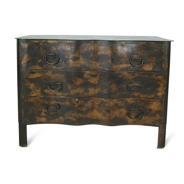 Muebles de estilo industrial FORQUETA.