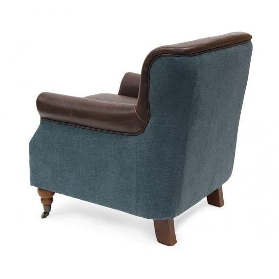 Fotos. Sillones para interiorismo mod. Motto Deco Azul.
