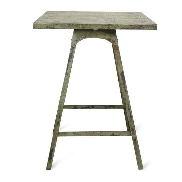 Table de bar en fer modèle Star.