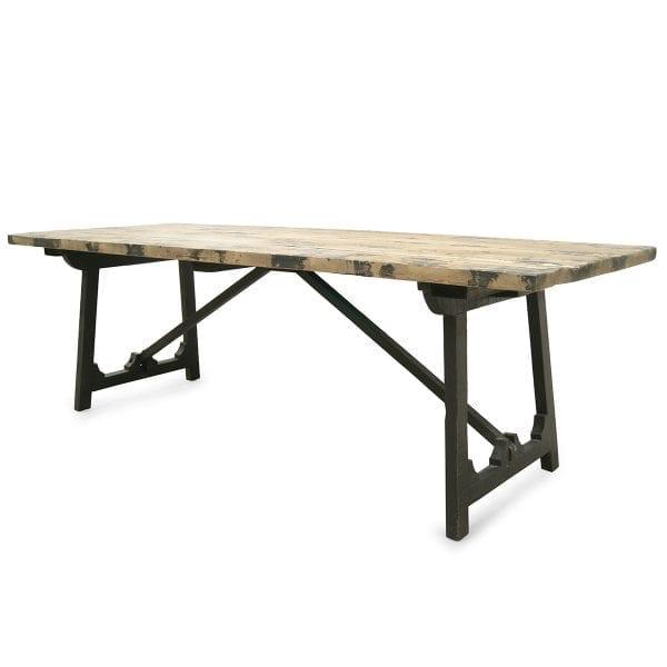 Table moderne en bois cracovia.