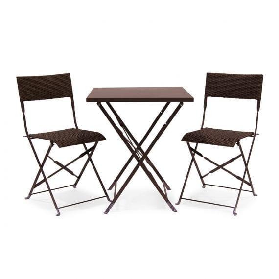 Tables et chaises pour restaurants.