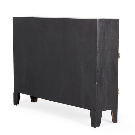 Trasera del mueble Mandy comercializado por Francisco Segarra.