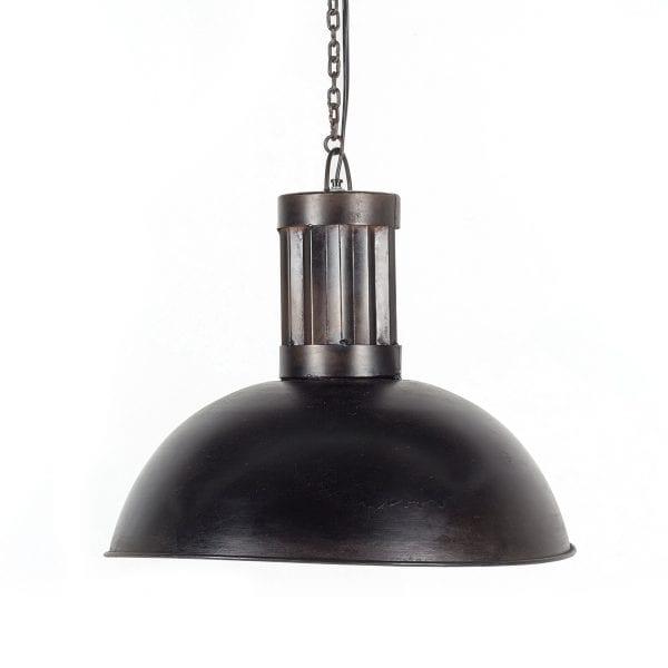 Photo.Lampe suspension pour hôtellerie.
