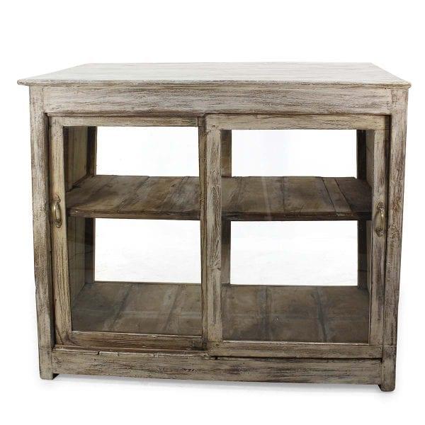 Ancien meuble exposant pour commerces.