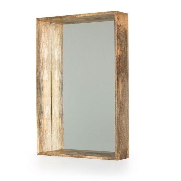 Espejos de pared para decorar.