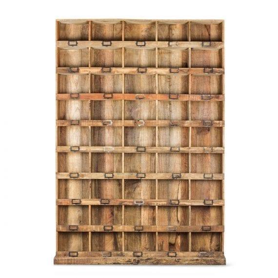 Imágenes de la estantería para comercios y oficinas modelo Galileo