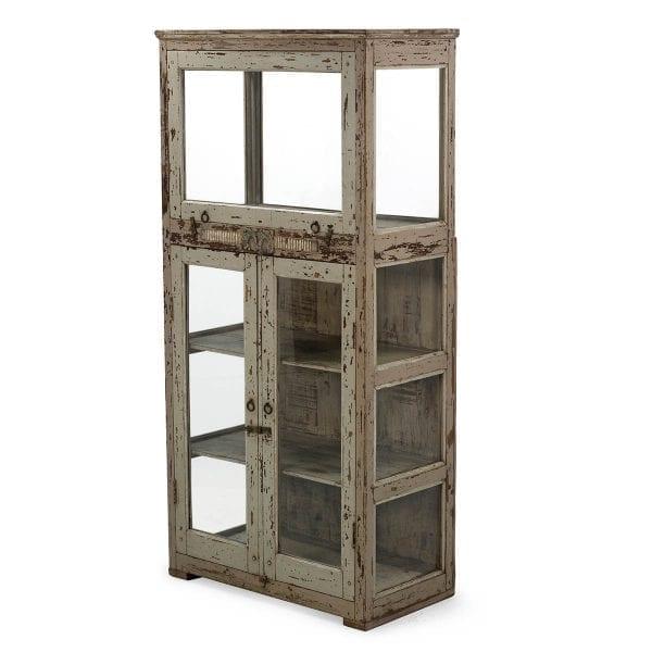 Muebles exhibidores: expositor joyería.