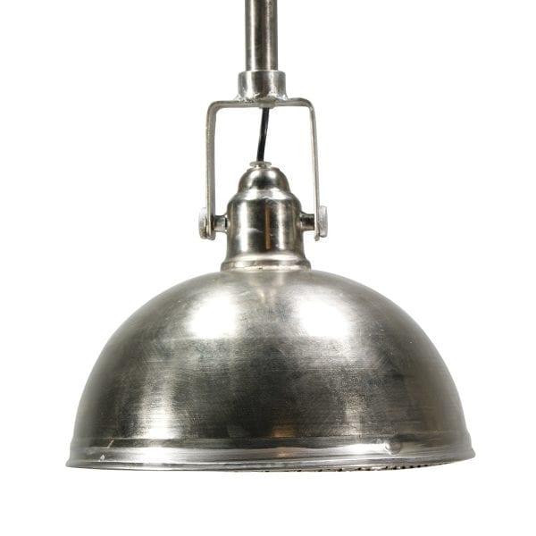 Lampes vintage fabriquées en métal Peyton.