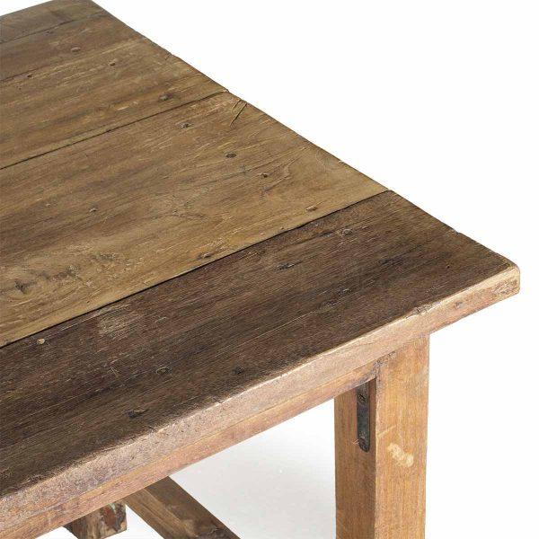 Mesa antigua madera.