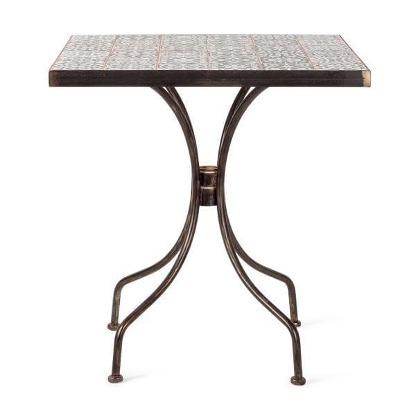 Mesas para diseñar una cafetería.