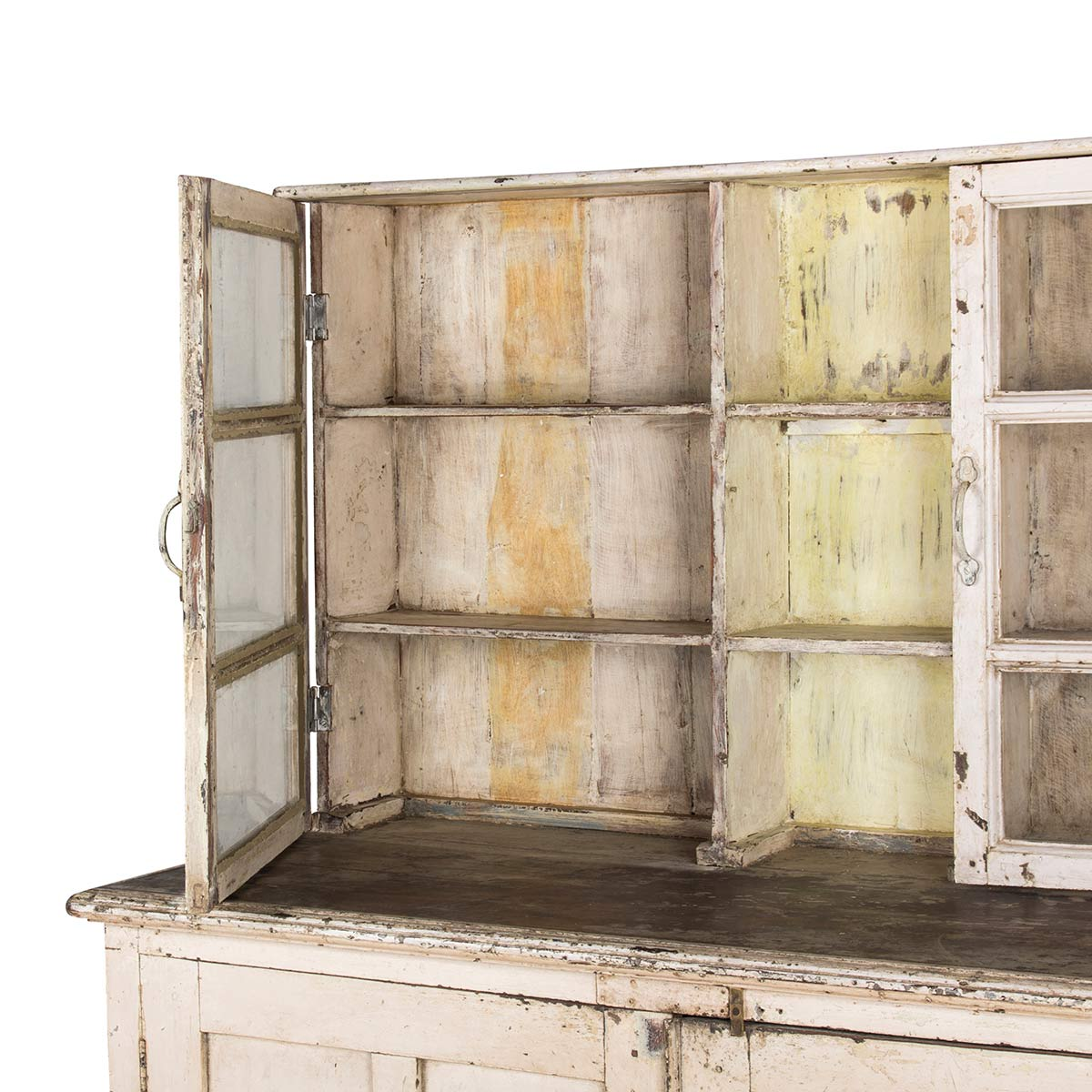 Mueble expositor para tiendas o comercios.