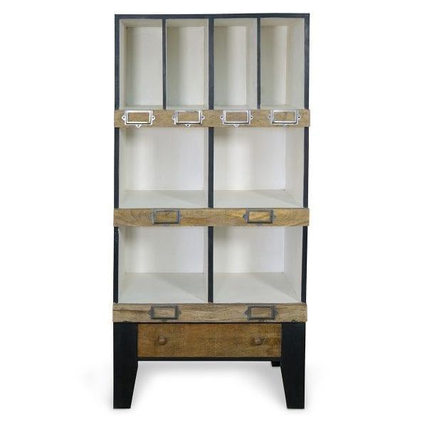 Muebles para boutique de la colección Mandy.